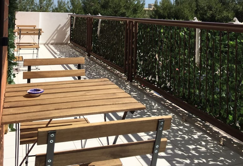 Le Saline, Tarent, Terrasse/Patio