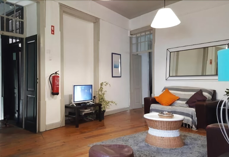 Well'come to the Algarve Hostel, Faro, Tiền sảnh