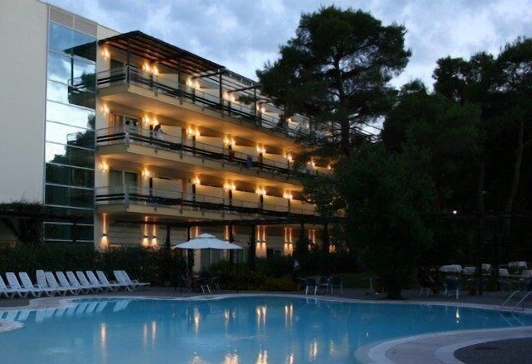 Nicotel Welness Pineto, Castellaneta, View from Hotel