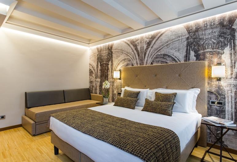 Venice Maggior Consiglio, Venice, Deluxe Double Room, Guest Room