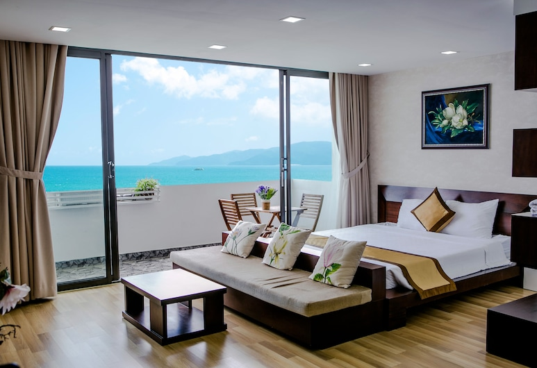 Nha Trang Beach Apartments, Nha Trang, Huoneisto, Näkymä huoneesta