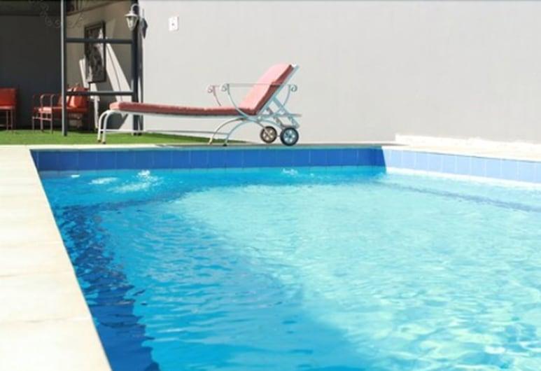 Presidente Hotel, Asunción, Venkovní bazén