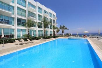 Protaras bölgesindeki  Coralli Spa Resort & Residence resmi