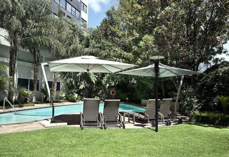 Garden Court Milpark, Johannesburg, Terasa