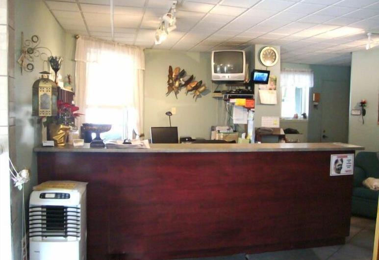 Motel Populaire, Trois-Rivieres, Reception