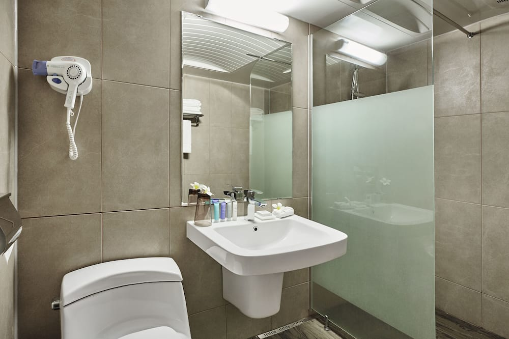 Family Room, 1 Bedroom, Mountain View (Free Upgrade 16PY -> 21PY) - Bilik mandi