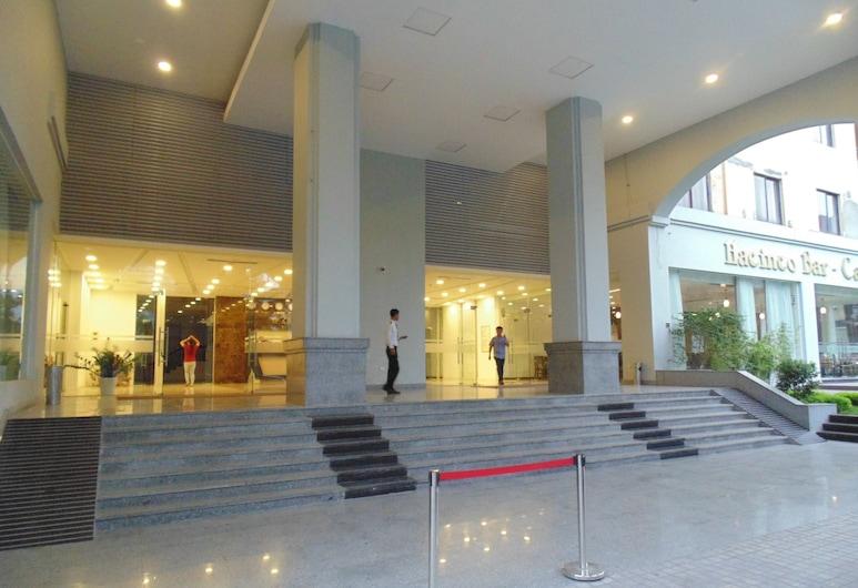 SPORT HOTEL, Ханой, Вход в отель