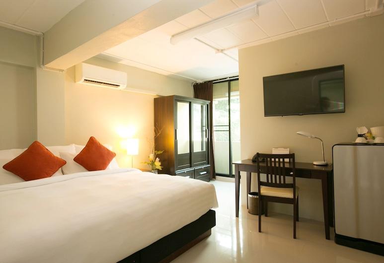 Annex Lumpini Bangkok, Bangkok, Studio (Double), Guest Room