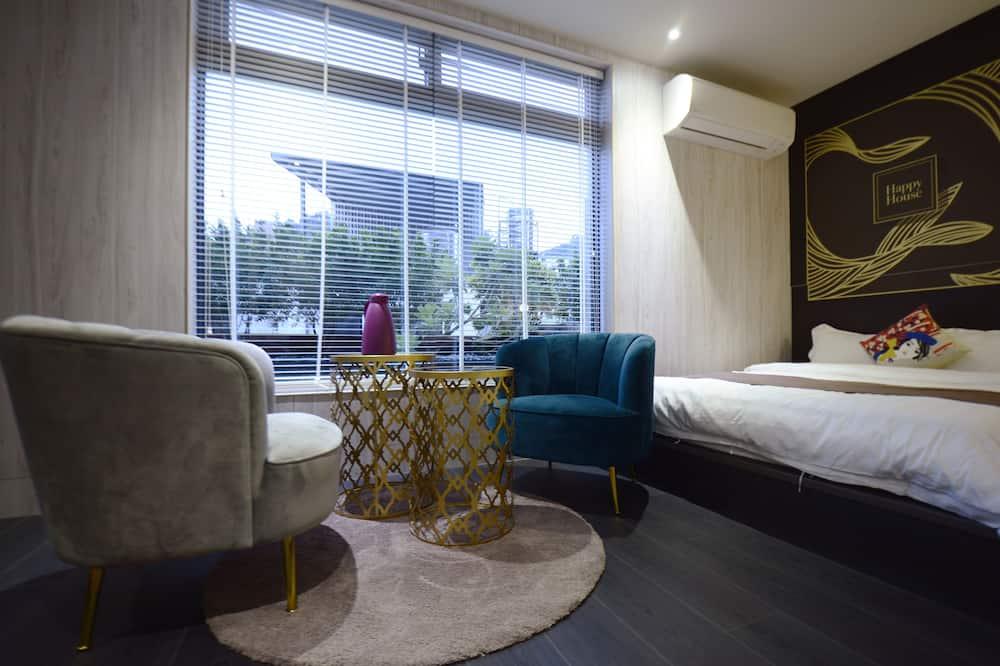 Design Quadruple Room - Bilik Rehat