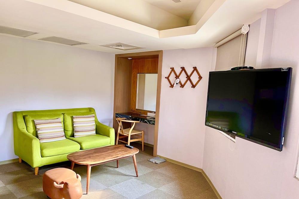 Pokój dla 4 osób rodzinny - Powierzchnia mieszkalna
