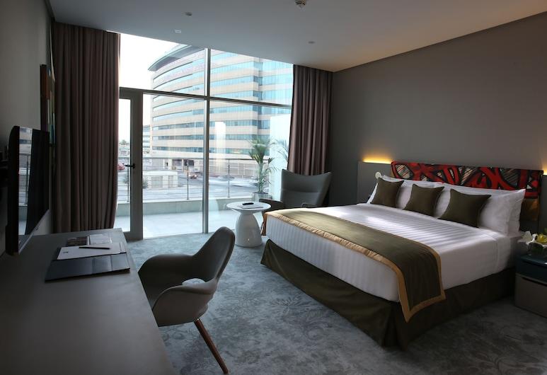 ibis Styles Dubai Jumeira, Dubai, Standard Double Room, 1 Double Bed, Guest Room