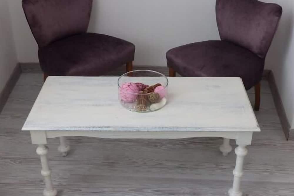 Camera tripla - Area soggiorno