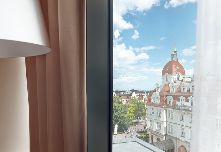 Molo Hotel, Sopot, Standard Single Room, City View, Guest Room View