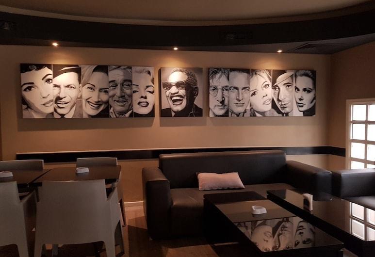 Hotel Yto, Casablanca, Hotel Lounge
