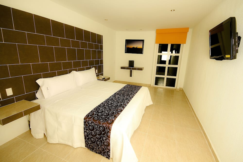 高級套房, 1 張特大雙人床 - 浴室
