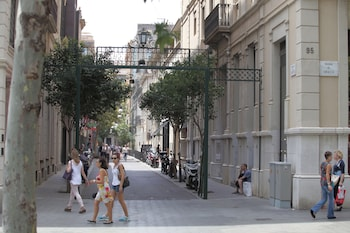 Barcelona — zdjęcie hotelu The Boutique Apartments