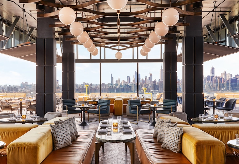 The William Vale, Brooklyn, Hotel Bar