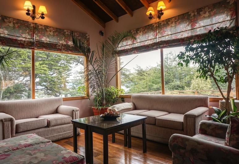 Hotel Los Ñires, Ushuaia, Lobby