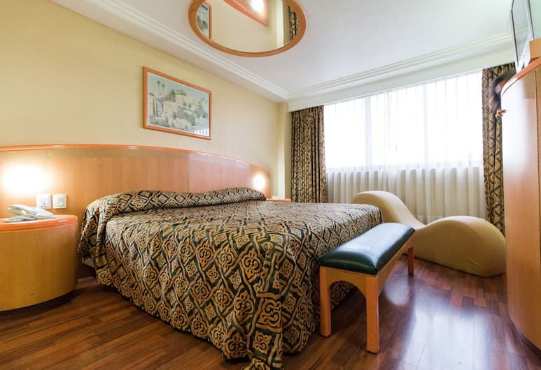 Hotel Atlante, Mexico City, Standard Room, 1 King Bed, Guest Room