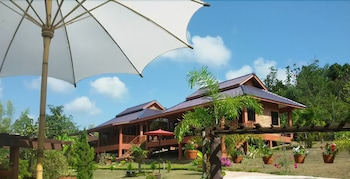 Obrázek hotelu Ban Rai Tin Thai Ngarm Eco Lodge ve městě Mae Rim