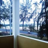 Standaard kamer - Uitzicht vanaf balkon