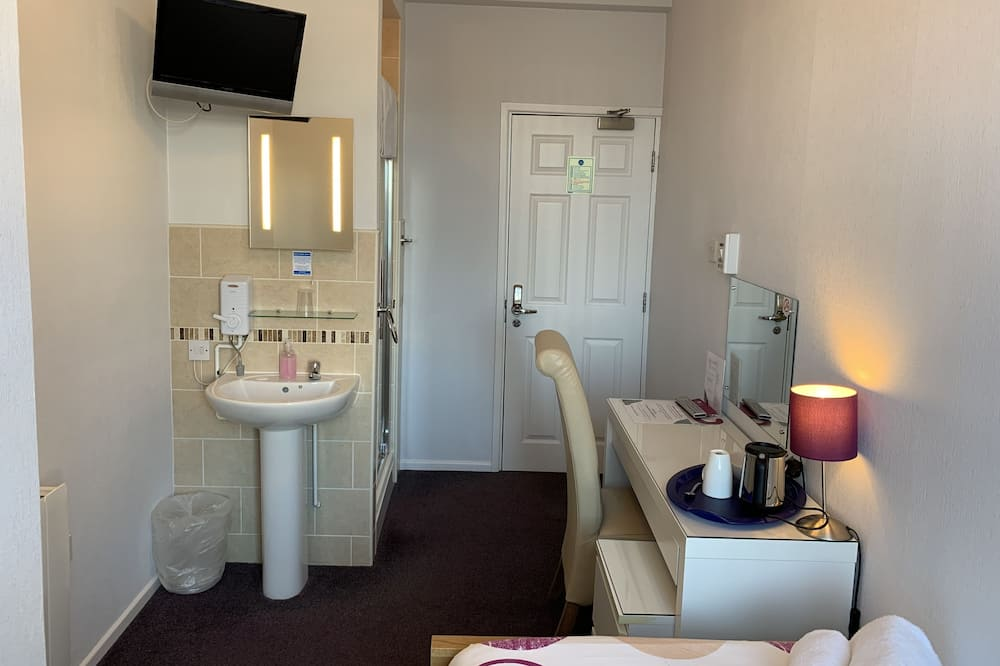 Superior Twin Room, Refrigerator & Microwave (Ensuite) - Bathroom