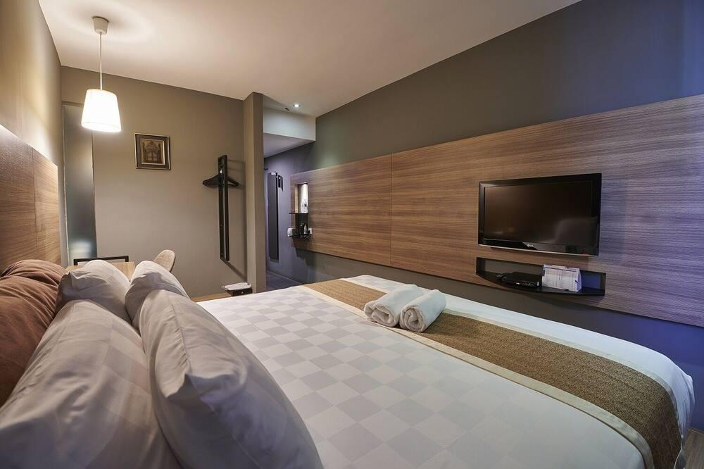 Quarto Executivo, 1 cama king-size - Quarto