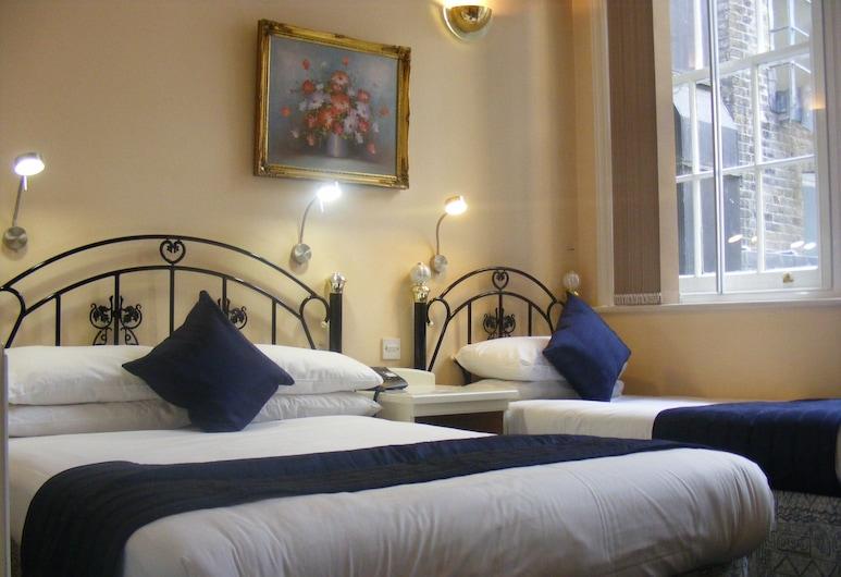 Mermaid Suite Hotel, London, Værelse til 3 personer, Værelse