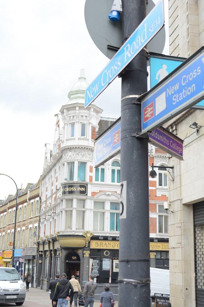 New Cross Inn Hostel London Street View