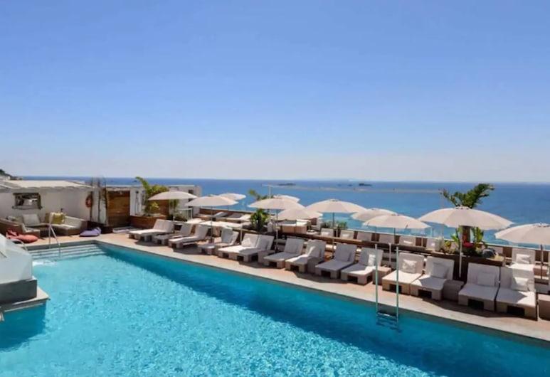 Hotel Cenit & Apts. Sol y Viento, Ibiza Town, Outdoor Pool