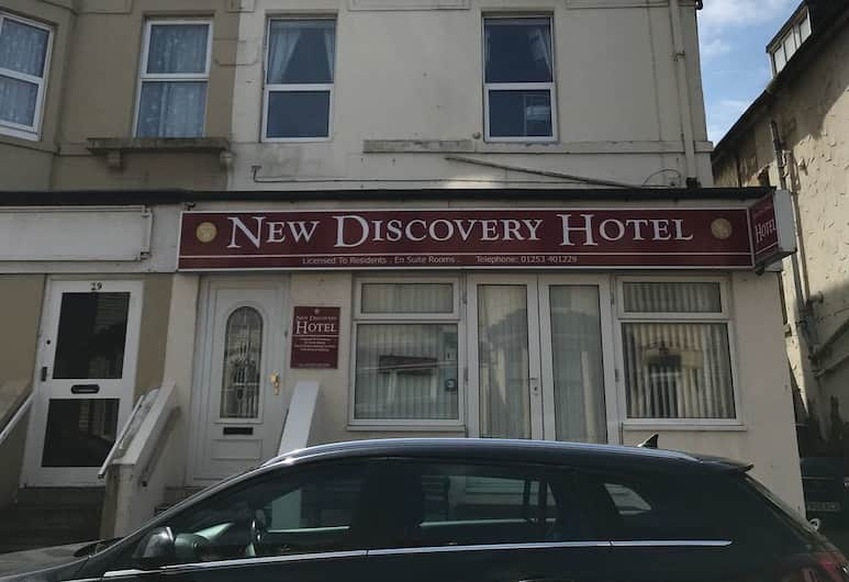 New Discovery, Blackpool
