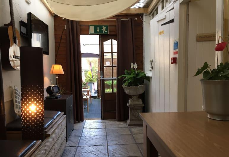 Kipps Brighton Hostel, Brighton, Inni á hótelinu