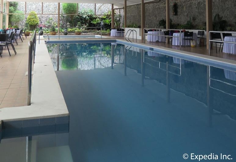 Emiramona Garden Hotel, Tagaytay, Kolam Renang Dalam Ruangan