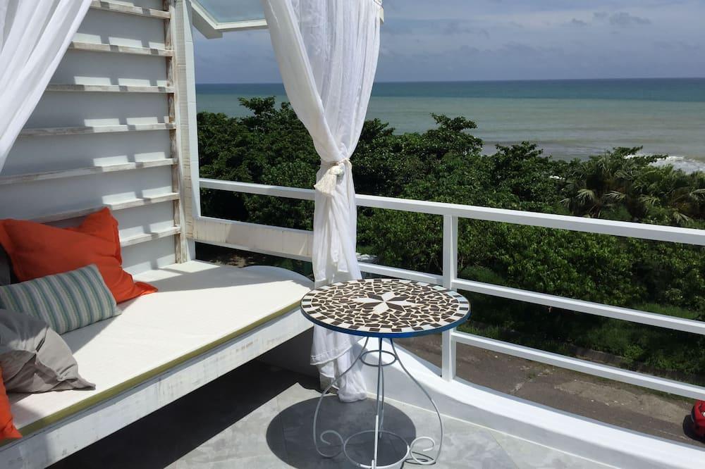 Habitación Deluxe doble, balcón, vistas al mar - Balcón