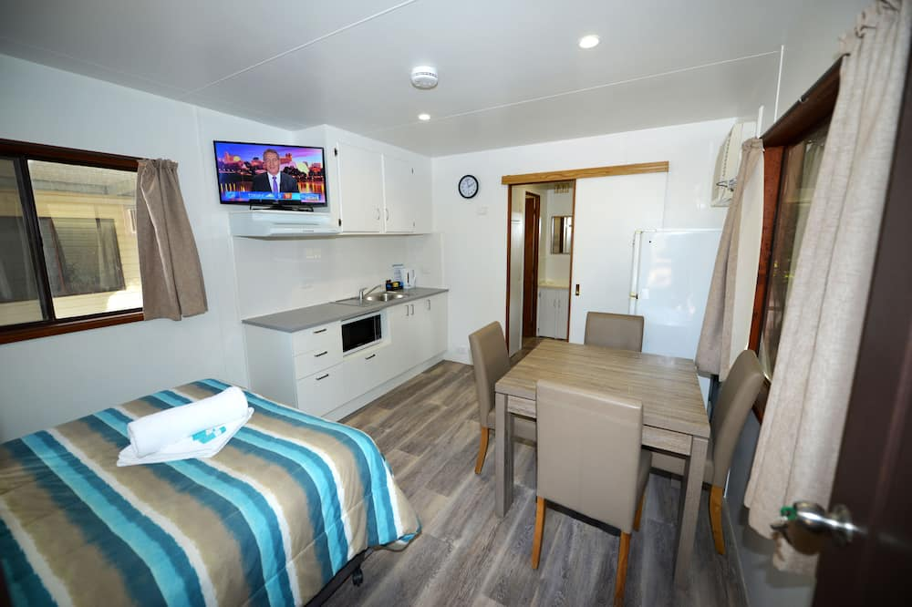 Eenvoudig huisje, 1 slaapkamer - Woonkamer