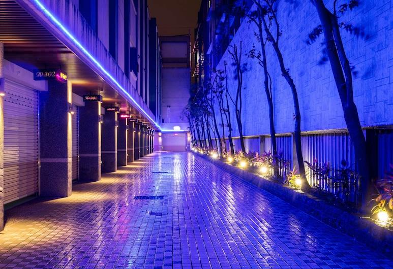 貝爾頌精緻汽車旅館, 新北市, 游泳池