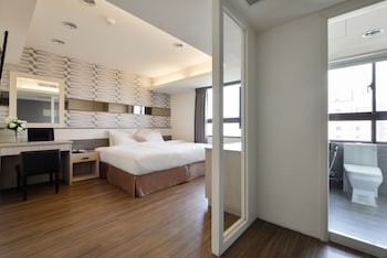 Picture of Taichung One Chung Hotel in Taichung