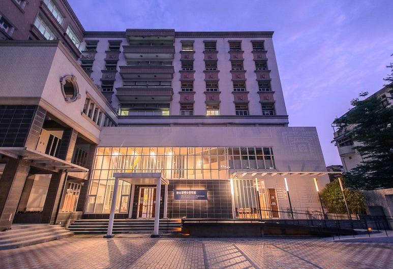 音樂世界旅邸, 台中市, 住宿範圍