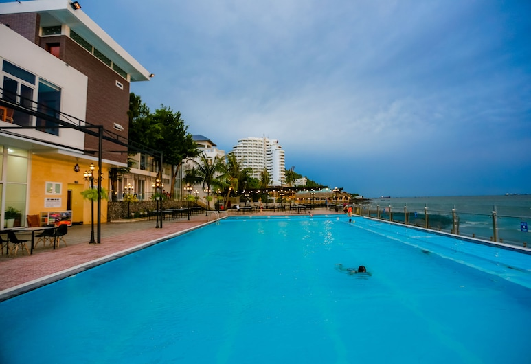 Valley Mountain Hotel, หวุงเต่า, สระว่ายน้ำ