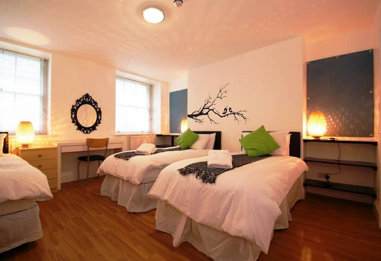Acorn - Bedford Place Apartments , London, Apartment, 2 Schlafzimmer, eigenes Bad ( sleeps 6), Zimmer