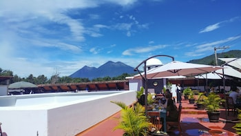 Nuotrauka: El Carmen Suites, Antigva Gvatemala