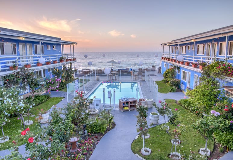 The Inn at Sunset Cliffs, San Diego, Buitenzwembad