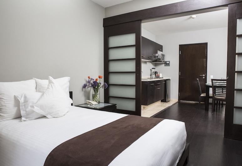 Suites Giorgio, Mexico City, Atico, Pokój