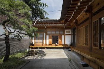 Foto van Xiwoo Hanok Guesthouse in Seoel
