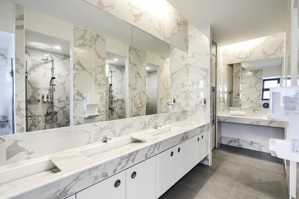 SINGLE BED CUBE FRONT ENTRY - Bilik mandi