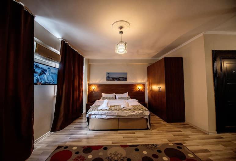 Carina Hotel Istanbul, Istanbul, Rom – family, utsikt mot sjø, Gjesterom