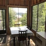 Premier planinska kuća - chalet, 3 spavaće sobe, masažna kada, vrt - Balkon