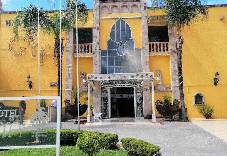 Hotel GYA Express, אגואס קליינטס