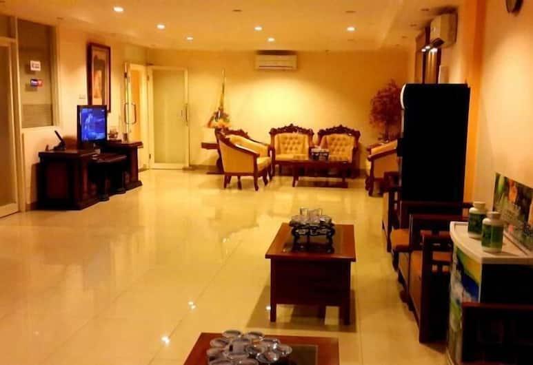 Walan Syariah Hotel, Sidoarjo, Ruang Duduk Lobi