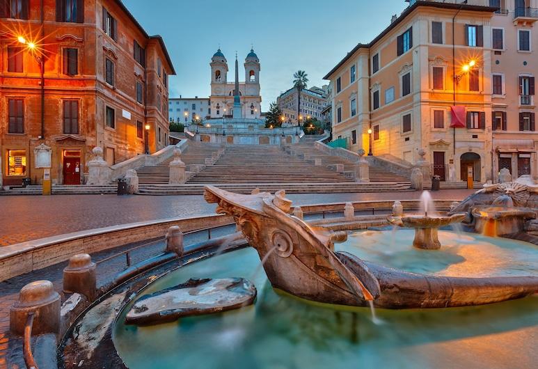 Relais Colonna, Rome, Fontaine